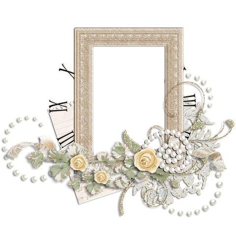 DIY Wedding Frame
