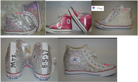 Wedding Custom Converse