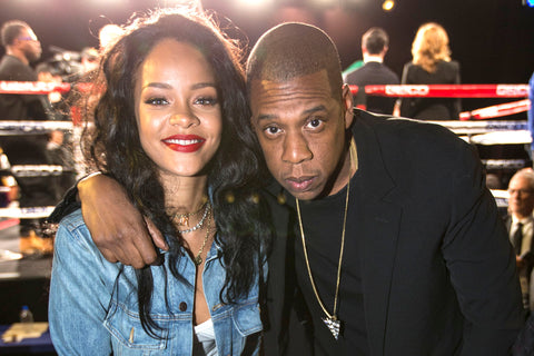 Jay Z and Rihanna Love