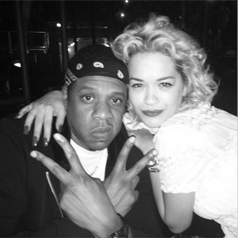 Jay Z and Rita Ora Affair