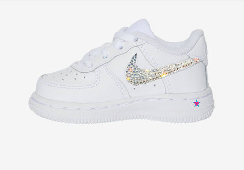 Bling nike shoes kids