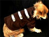 Couture Dog Coat