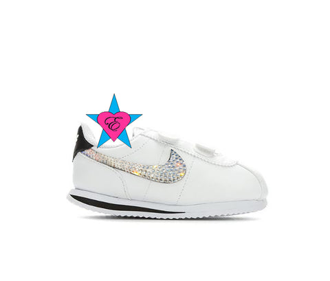 2342be4c984b crystal children s shoes nike Cortez Basic SL