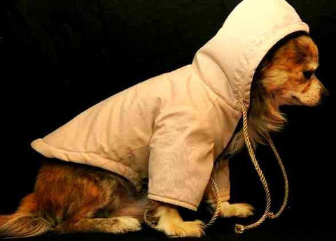 Warm Dog Coat with Hood