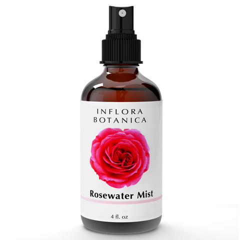 Rose Water Mist - Organic Rose Heaven!