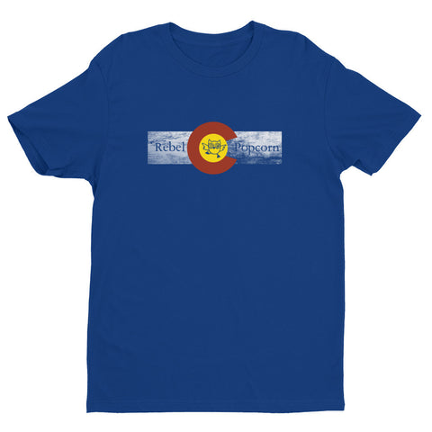 Short sleeve men's Colorado t-shirt