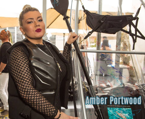 Amber Portwood @ the MTV Movie Awards with Crystal Kayak