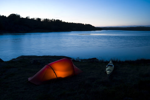 camping and kayaking trips