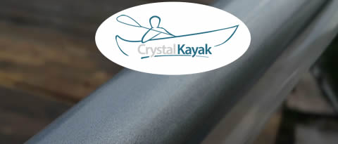 Crystal Kayak High Quality Surface Treatment