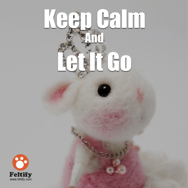 2015 6 24 Quotes From Needle Felted Wool Cute Animals Feltify