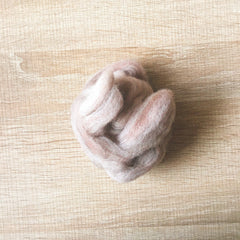 Needle felted wool felting mix hamster wool Roving for felting supplies short fabric easy felt