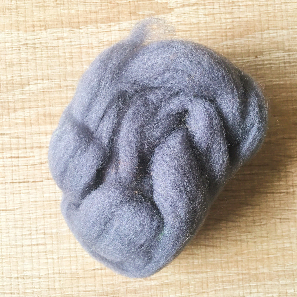 Needle felted wool felting Rat gray wool Roving for felting supplies short fabric easy felt