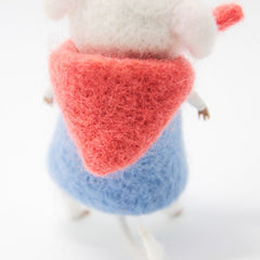 Needle Felted Felting project Animals Cute Kawaii Mice Mouse