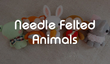 Needle Felt Animals