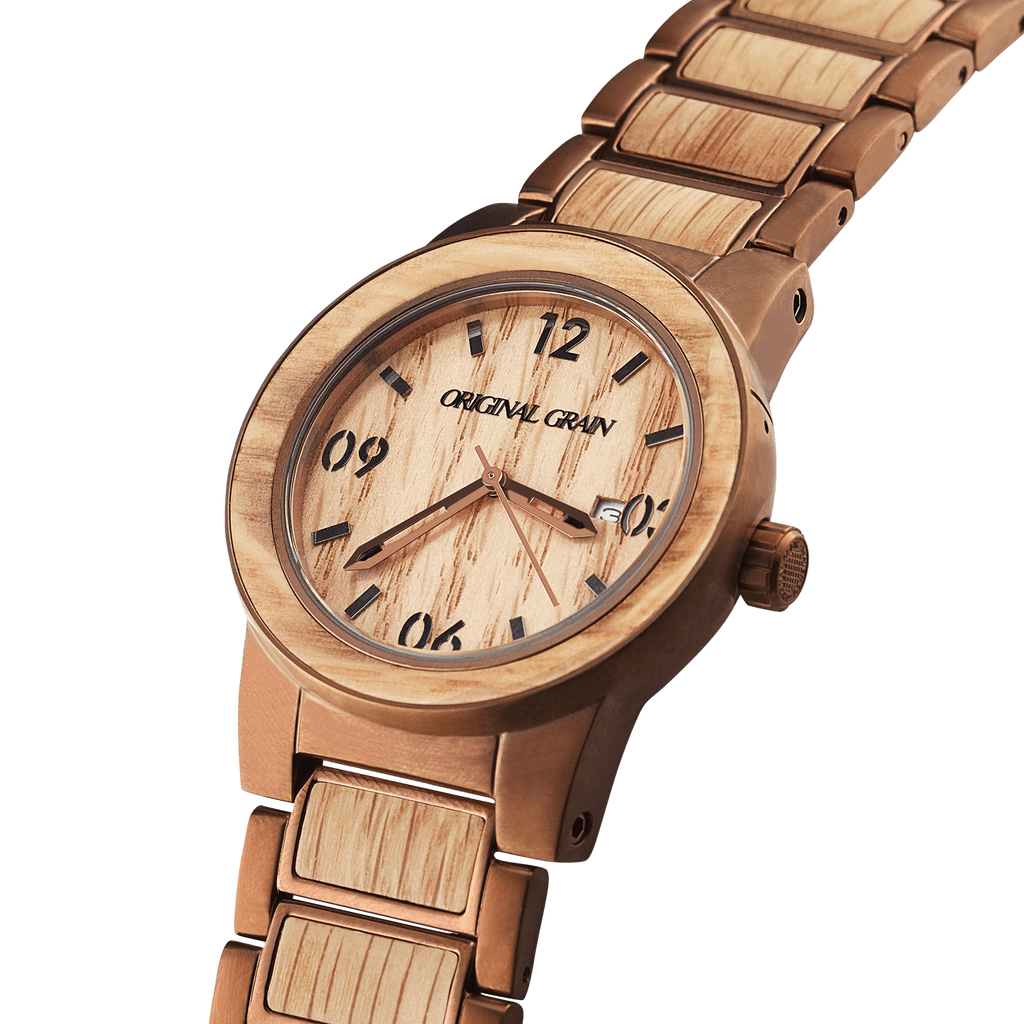 dials grain launches watches large with original dial handcrafted cool design wood barrel whiskey watch