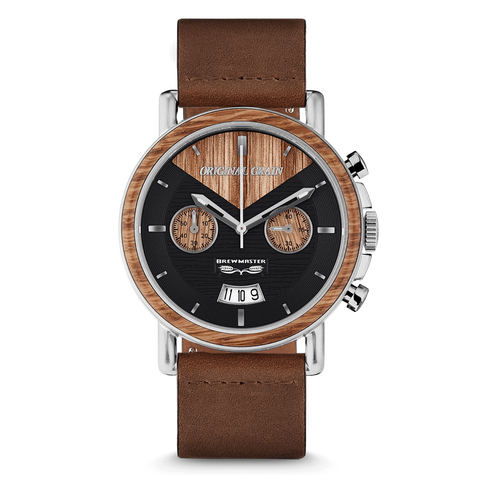 Brewmaster Leather Alterra Chrono by Original Grain