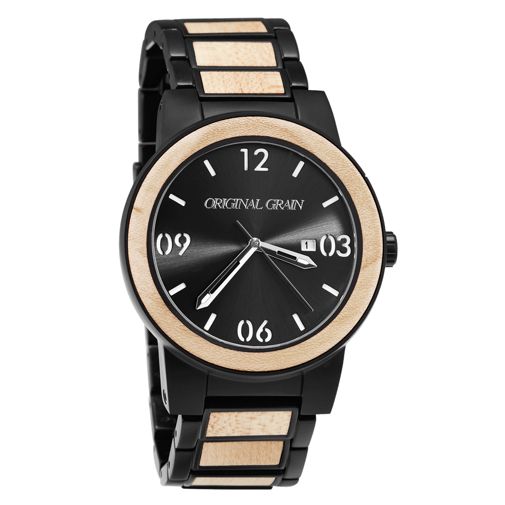 Maplewood Black Barrel 47mm