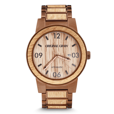 Whiskey 47mm Automatic Barrel by Original Grain