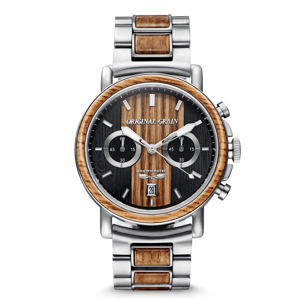 Brewmaster Chrono 44mm