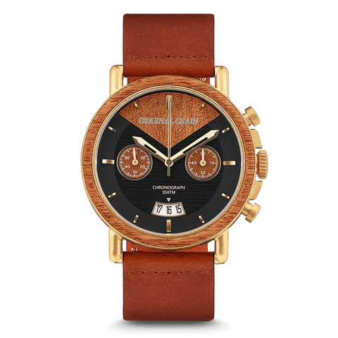 Cognac Alterra Chrono by Original Grain