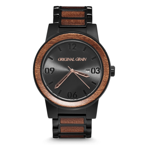 Sapele Black Barrel 47mm