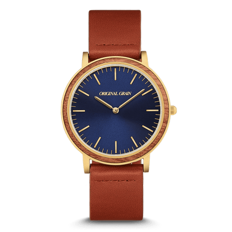 Cognac Gold Minimalist by Original Grain
