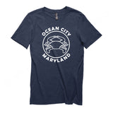 Ocean City Maryland Crab T-Shirt