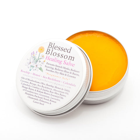 Blessed Blossom - Healing Salve