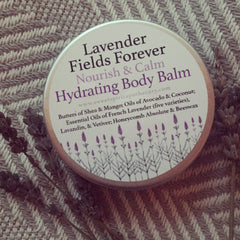 Lavender Fields Forever-Hydrate and Calm- Healing Balm