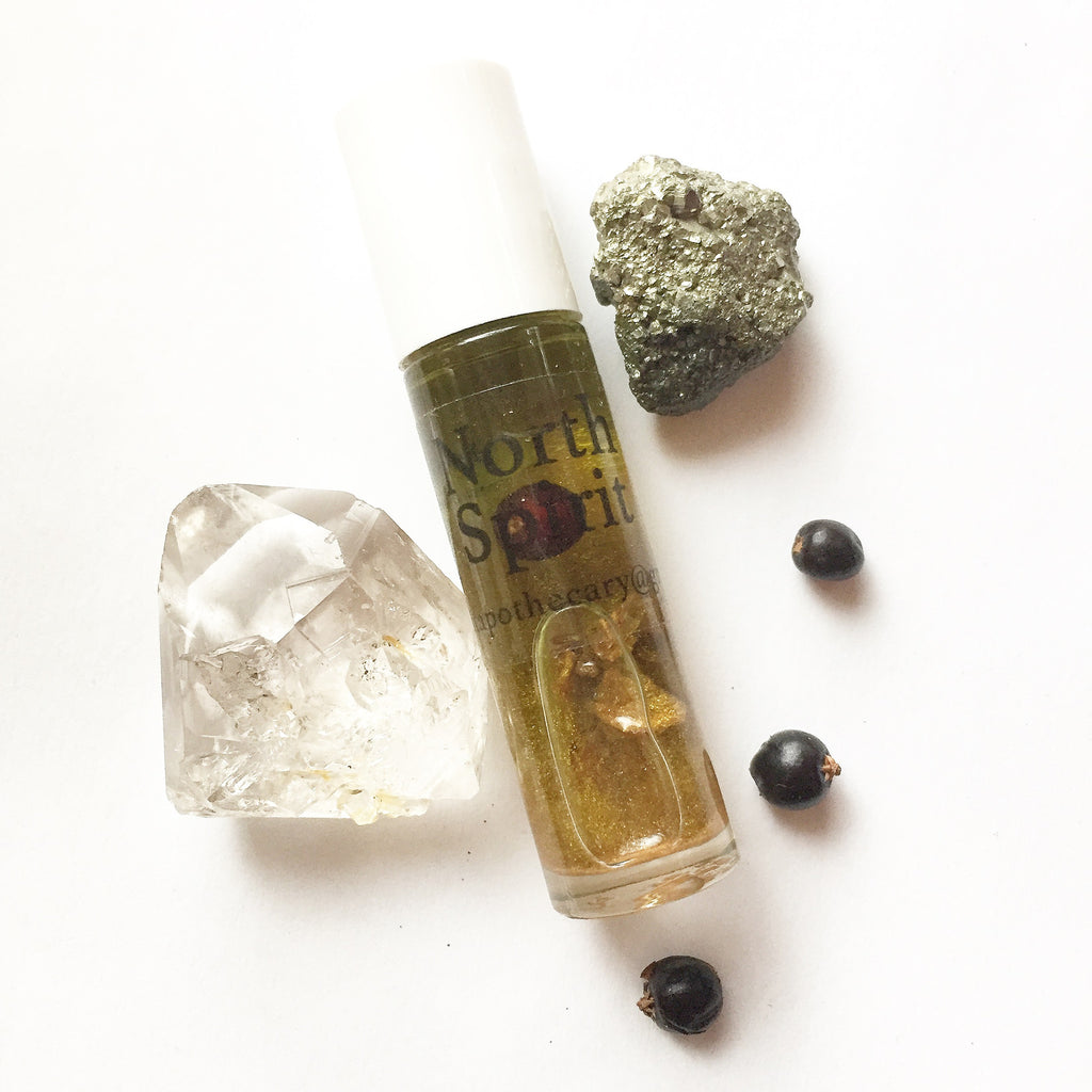 North Spirit - Shimmering Perfume Oil