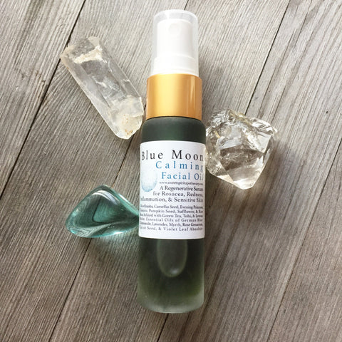 Blue Moon - Calming Facial Oil