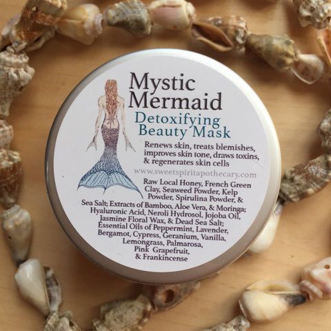 Mystic Mermaid - Detoxifying Beauty Mask