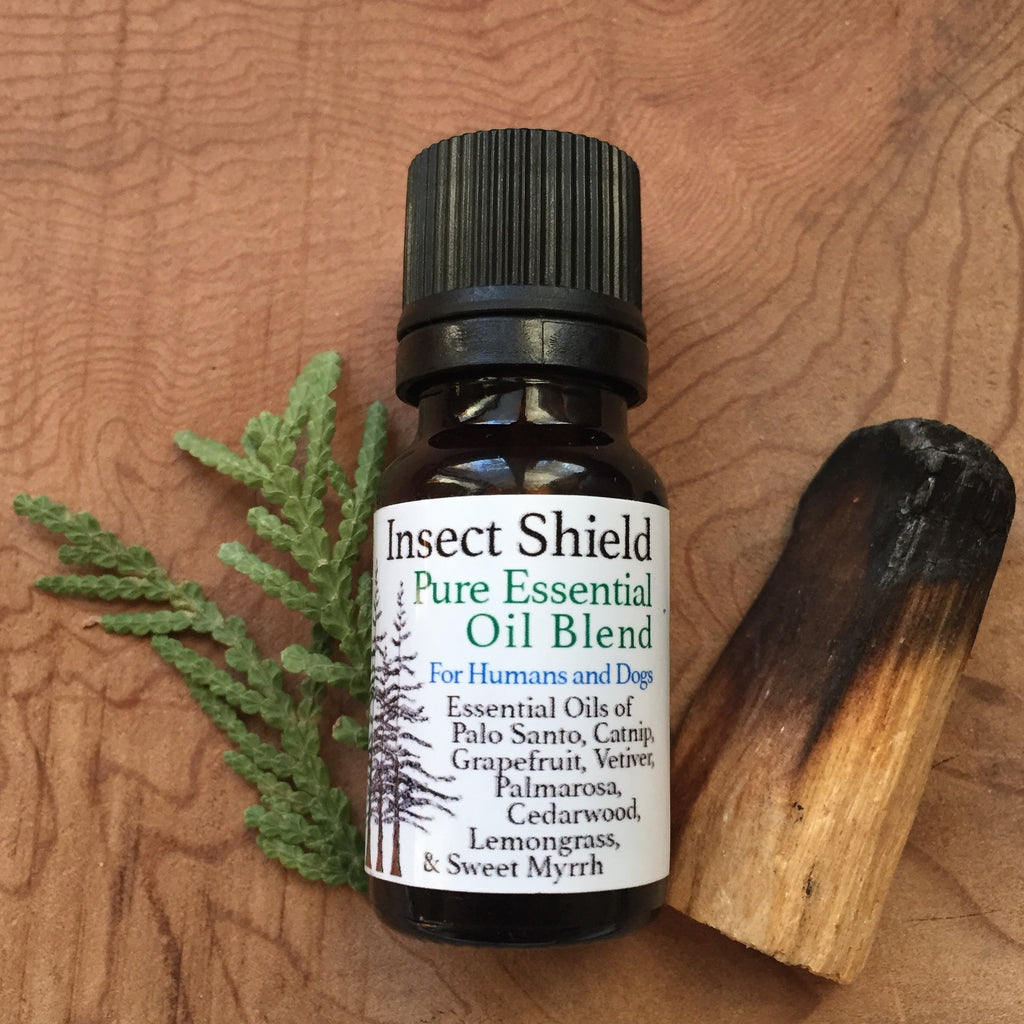 Insect Shield (for dogs and humans) -Pure Essential Oil Blend