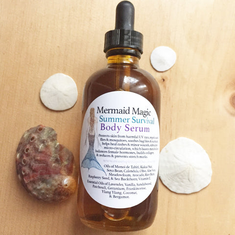 Mermaid Magic - Summer Survival Body Serum