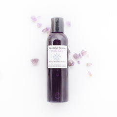 Lavender Smoke - Activated Charcoal Cleanser