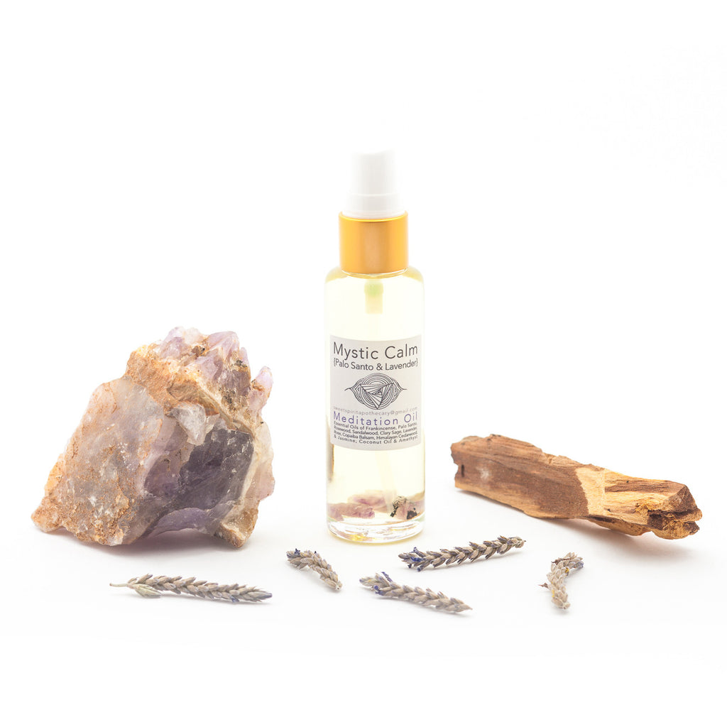 Mystic Calm - Ritual Meditation Oil