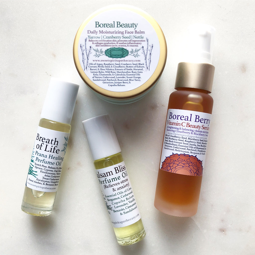 Boreal Blessing~Beauty Kit