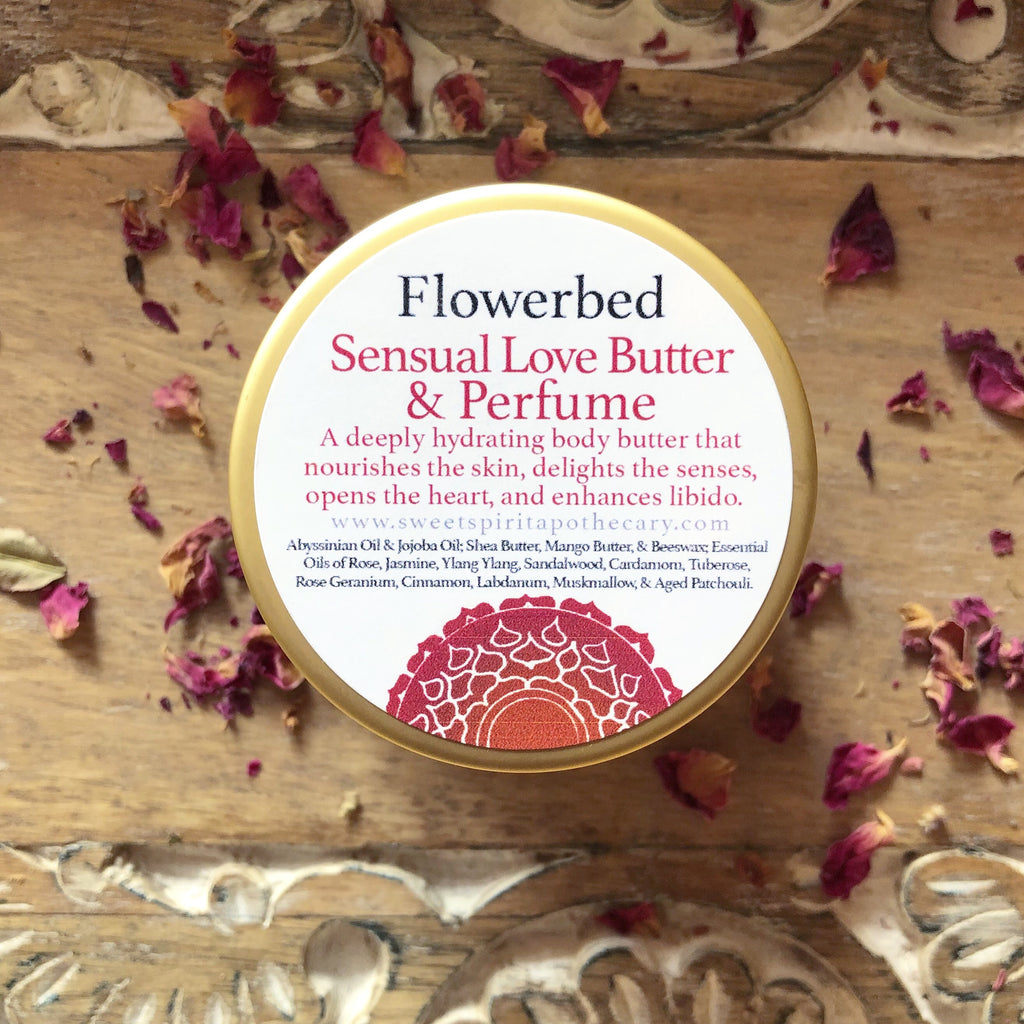 Flowerbed~Sensual Love Butter and Perfume