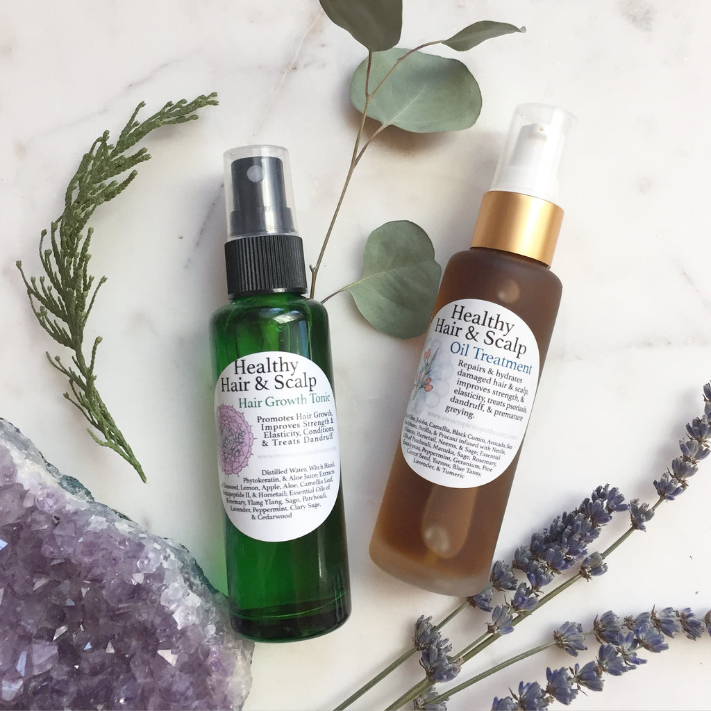 Healthy Hair and Scalp Duo