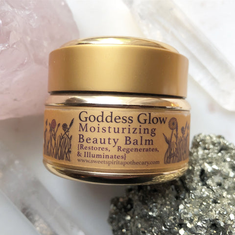 Goddess Glow - Moisturizing Beauty Balm