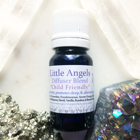Little Angels~ Diffuser Blend~ child friendly Immune, respiratory, anxiety and sleep support!