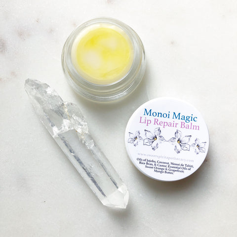 Monoi Magic Lip Repair Butter