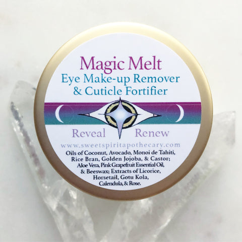 Magic Melt- Eye Makeup Remover and Cuticle Fortifier