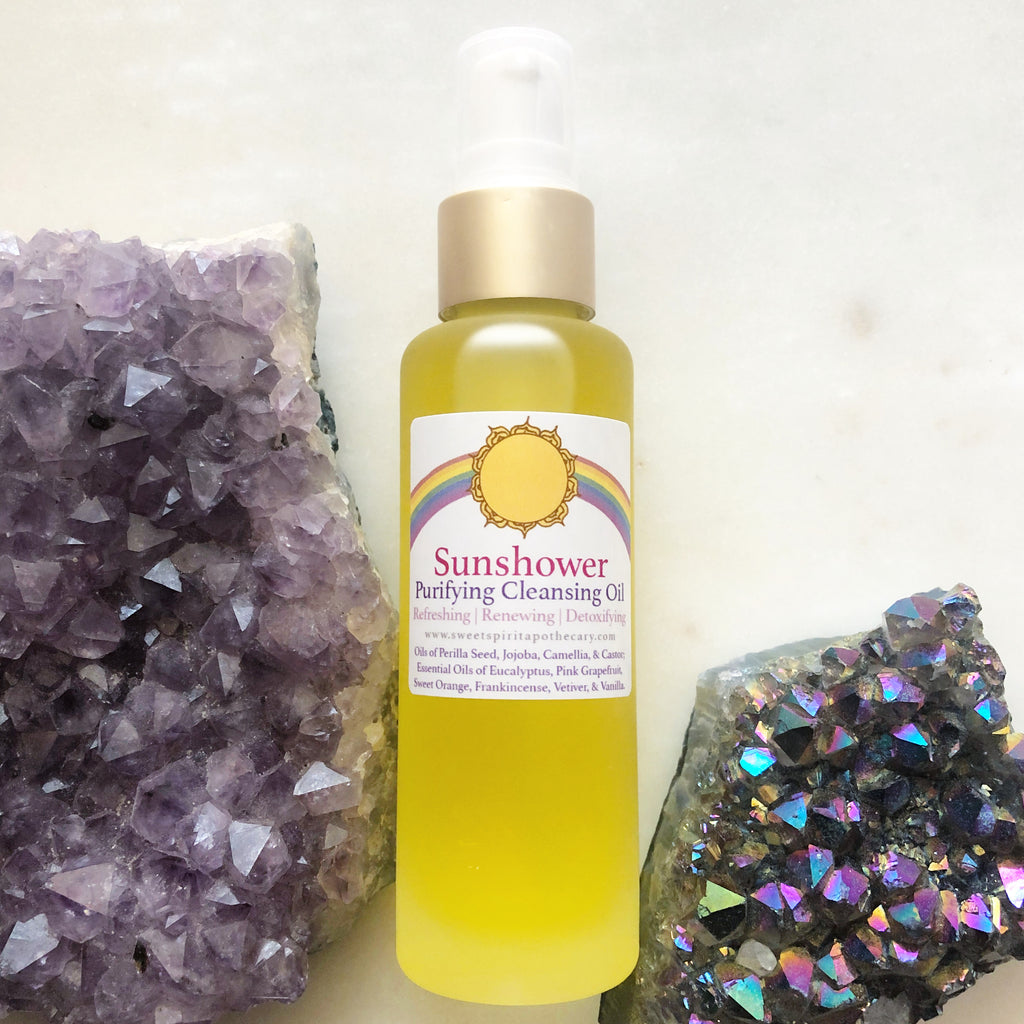 Sunshower~ Purifying Cleansing Oil