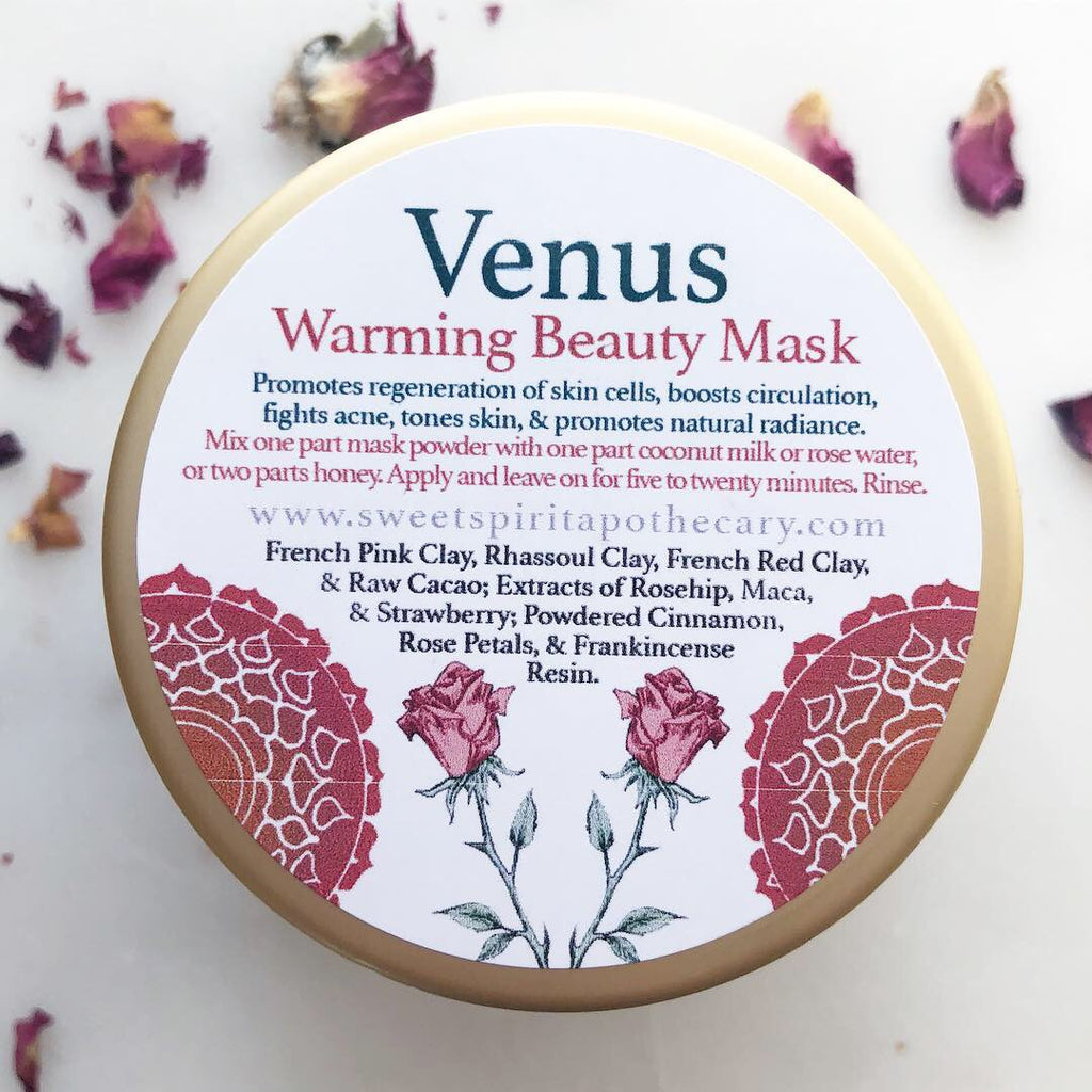 Venus Warming Beauty Mask
