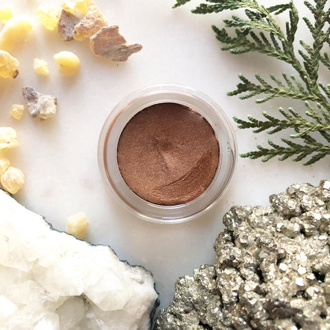 Radiant Earth~Beauty Bronzer~ for cheeks, lips, eyelids, wherever!