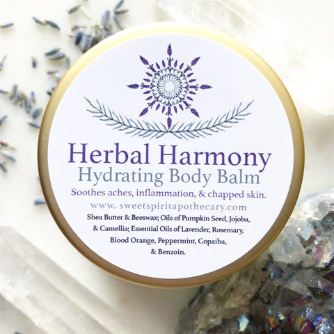 Herbal Harmony~ Hydrating Body Balm