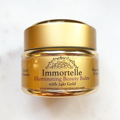 Immortelle Beauty Balm~ Now with Bakuchiol~ Natural and Safe~Retinol Alternative