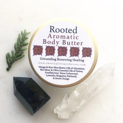Rooted - Aromatic Body Butter