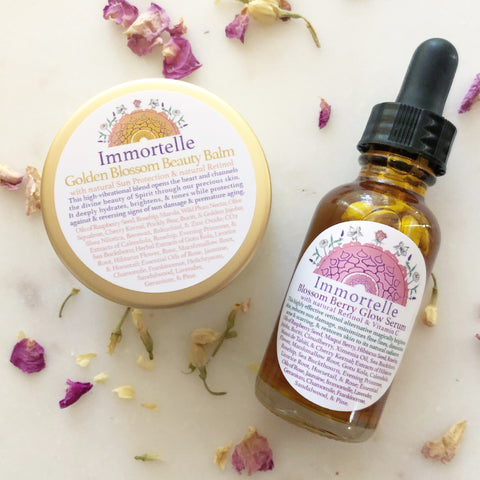 Immortelle Duo~ Special Summer Edition!~Blossom Glow